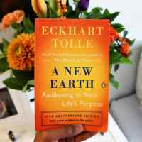 Book Recommendation: A New Earth by Eckhart Tolle